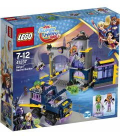 LEGO DC SUPER HERO GIRLS - IL BUNKER SEGRETO DI BATGIRL