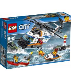 LEGO CITY - ELICOTTERO DELLA GUARDIA COSTIERA