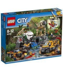 LEGO CITY - SITO DI ESPLORAZIONE NELLA GIUNGLA