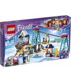 LEGO FRIENDS - LO SKI LIFT DEL VILLAGGIO INVERNALE