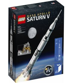LEGO IDEAS - SATURN V APOLLO LEGO NASA