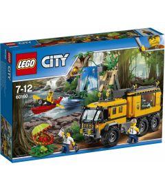 LEGO CITY - LABORATORIO MOBILE NELLA GIUNGLA