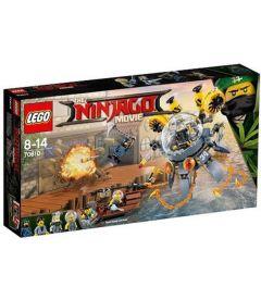 LEGO THE NINJAGO MOVIE - SOTTOMARINO FLYNG JELLY