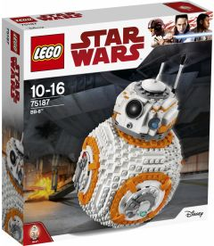 LEGO STAR WARS - BRICK BUILD BB-8