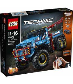 LEGO TECHNIC - CAMION AUTOGRU 6X6
