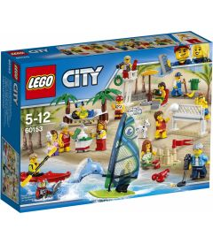 LEGO CITY - DIVERTIMENTO IN SPIAGGIA