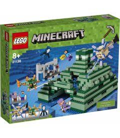 LEGO MINECRAFT - MONUMENTO OCEANICO
