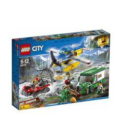LEGO CITY - RAPINA SUL FIUME