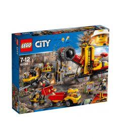 LEGO CITY - MACCHINE DA MINIERA