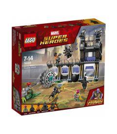 LEGO MARVEL SUPER HEROES - L'ATTACCO FALCIANTE DI CORVUS GLA