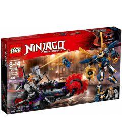 LEGO NINJAGO - KILLOW CONTRO SAMURAI X