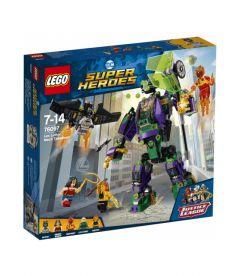 LEGO DC COMICS SUPER HEROES - DUELLO ROBOTICO CON LEX LUTHOR
