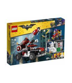 LEGO THE BATMAN MOVIE - ATTACCO CON IL CANNONE DI HARLEY QUI
