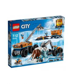 LEGO CITY - BASE MOBILE DI ESPLORAZIONE ARTICA