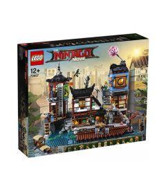 LEGO NINJAGO - PORTO DI NINJAGO CITY