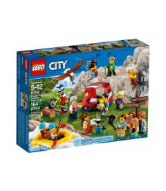 LEGO CITY - AVVENTURE ALL'ARIA APERTA (CONFEZIONE PERSONE)