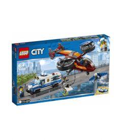 LEGO CITY - POLIZIA AEREA: FURTO DI DIAMANTI
