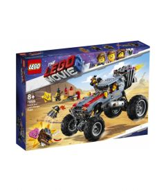 LEGO THE LEGO MOVIE 2 - IL BUGGY FUGGI-FUGGI DI EMMET E LUCY