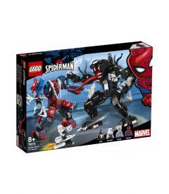 LEGO SPIDERMAN - MECH DI SPIDER-MAN VS. VENOM