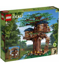 LEGO IDEAS - LA CASA SULL'ALBERO