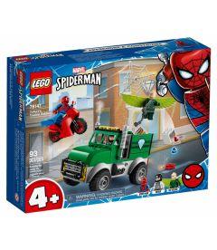 LEGO SPIDERMAN - AVVOLTOIO E LA RAPINA DEL CAMION