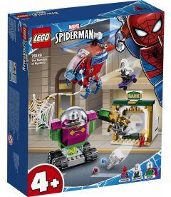 LEGO SPIDERMAN - LA MINACCIA DI MYSTERIO
