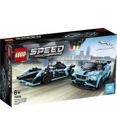 LEGO SPEED CHAMPIONS - FORMULA E PANASONIC JAGUAR RACING GEN
