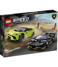 LEGO SPEED CHAMPIONS - LAMBORGHINI URUS ST-X E HURACAN SUPER