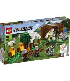 LEGO MINECRAFT - L'AVAMPOSTO DEL SACCHEGGIATORE