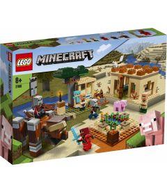 LEGO MINECRAFT - L'INCURSIONEDELLA BESTIA
