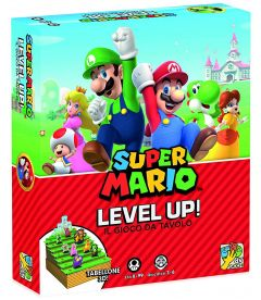 SUPER MARIO LEVEL UP