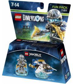 LEGO DIMENSIONS NINJAGO - ZANE (FUN PACK)