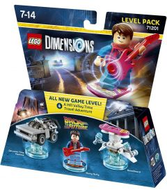 LEGO DIMENSIONS BACK TO THE FUTURE (LEVEL PACK)