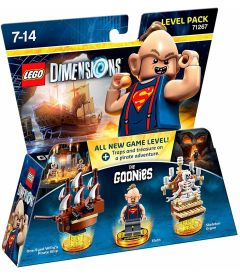 LEGO DIMENSIONS THE GOONIES (LEVEL PACK)