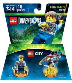 LEGO DIMENSIONS LEGO CITY - CHASE MACCAIN (FUN PACK)