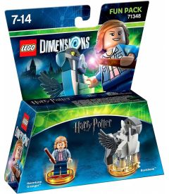 LEGO DIMENSIONS HARRY POTTER - HERMIONE (FUN PACK)