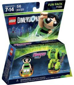 LEGO DIMENSIONS - POWERPUFF GIRL (FUN PACK)