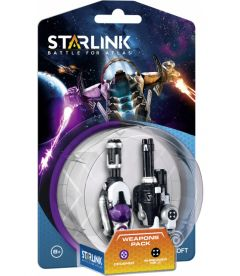 STARLINK BATTLE FOR ATLAS-CRUSHER + SHREDDER (WEAPON PACK)