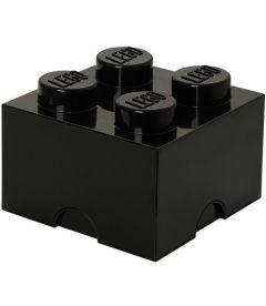 LEGO STORAGE BRICK 4 NERO