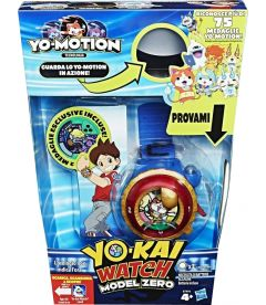 YO-KAI WATCH - MODEL ZERO (2 MEDAGLIE INCLUSE)