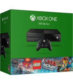 XBOX ONE 500GB CABERY + THE LEGO MOVIE