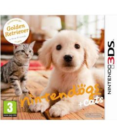 NINTENDOGS + CATS GOLDEN RETRIEVER E NUOVI AMICI