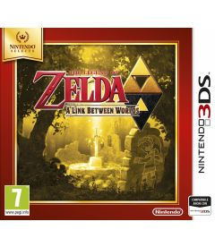 THE LEGEND OF ZELDA A LINK BETWEEN WORLDS (SELECTS)