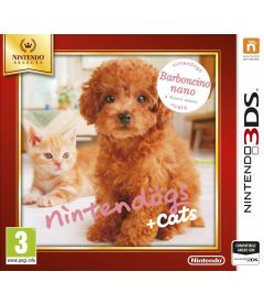 NINTENDOGS + CATS BARBONCINI E NUOVI AMICI (SELECTS)