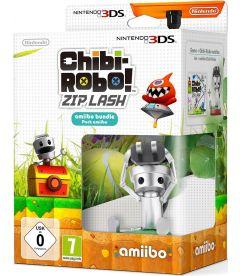 CHIBI ROBO ZIP LASH + AMIIBO CHIBI ROBO
