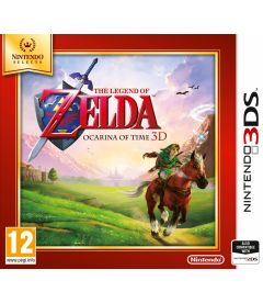 THE LEGEND OF ZELDA OCARINA OF TIME 3D (SELECTS)