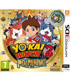 YO-KAI WATCH 2 POLPANIME (SPECIAL EDITION)
