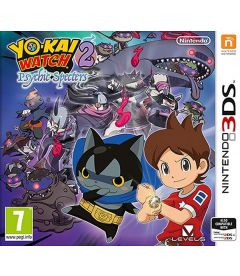 YO-KAI WATCH 2 PSICOSPETTRI