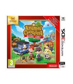 ANIMAL CROSSING NEW LEAF WELCOME AMIIBO (SELECTS)