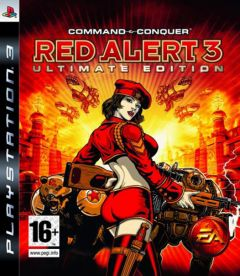 COMMAND AND CONQUER RED ALERT3ULTIMATE EDITION